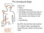 the unnatural state