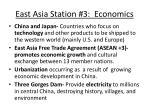 east asia station 3 economics