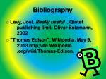 b ibliography