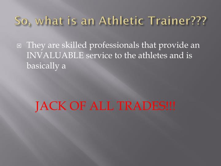 what is an athlete