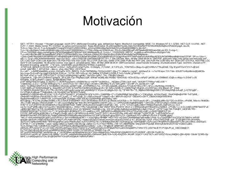 Motivaci n1