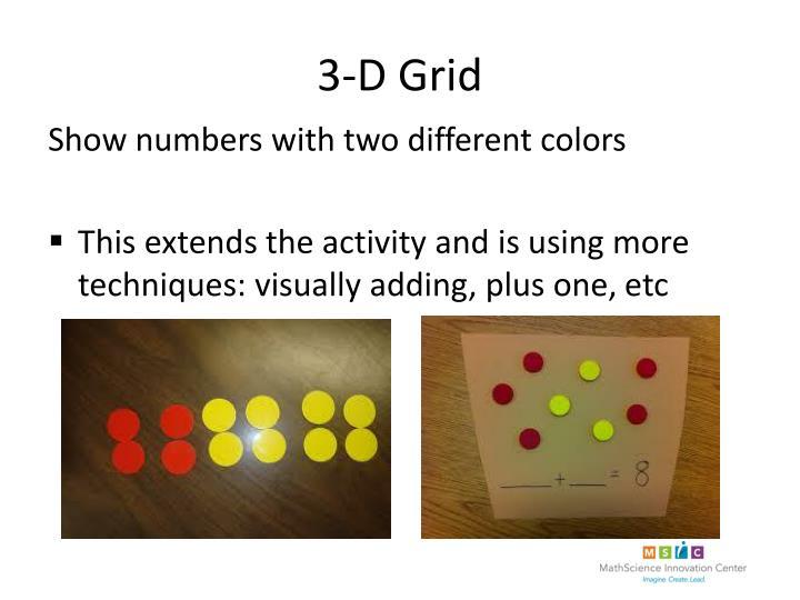 3-D Grid