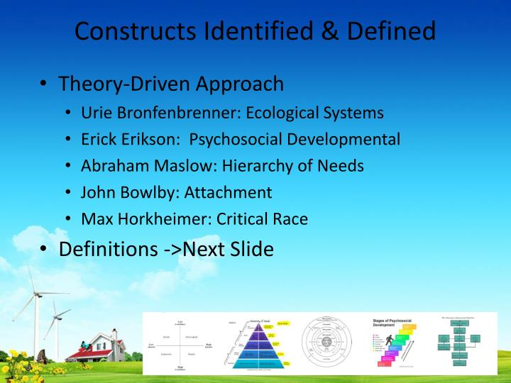 erikson vs bronfenbrenner Erikson said that humans develop throughout their life span, while freud said that our personality is shaped by the age of five erikson developed eight psychosocial stages that humans encounter throughout their life.