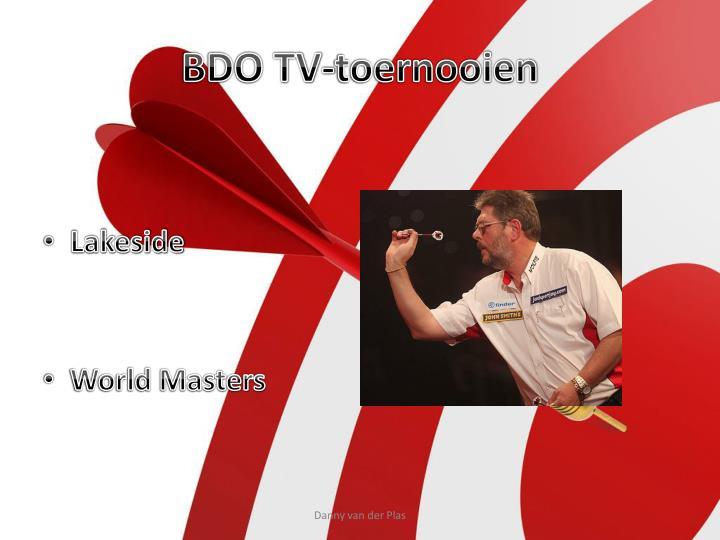 BDO TV-