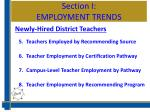 section i employment trends1