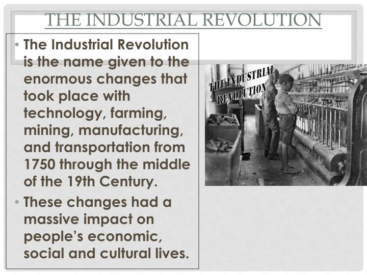 much was accomplished through the industrial revolution This will be accomplished by viewing japan's 'first' industrial revolution—through the broader prism of what an industrial revolution 'comprises' per perhaps the most explicit example of this newfound confidence is the increasing military presence around the disputed senkaku/diaoyu islands.