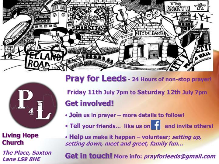 Pray for Leeds
