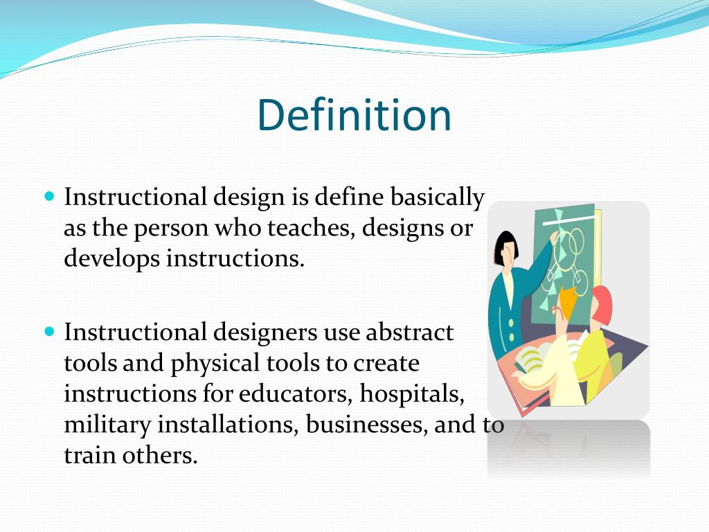 Ppt Instructional Design Powerpoint Presentation Free Download Id 2858378