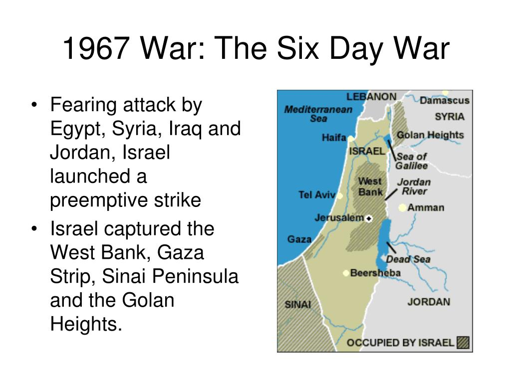 PPT - Arab-Israeli Conflict: Introduction PowerPoint Presentation