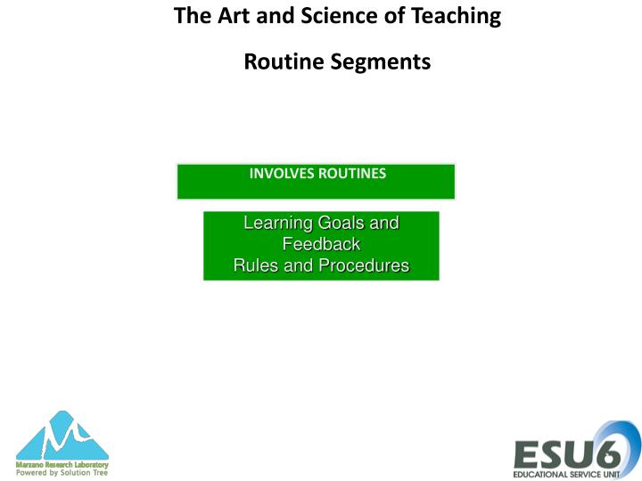 The Art and Science of