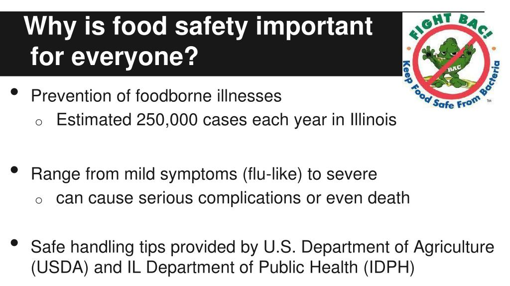 PPT - Food Safety PowerPoint Presentation - ID:2860284