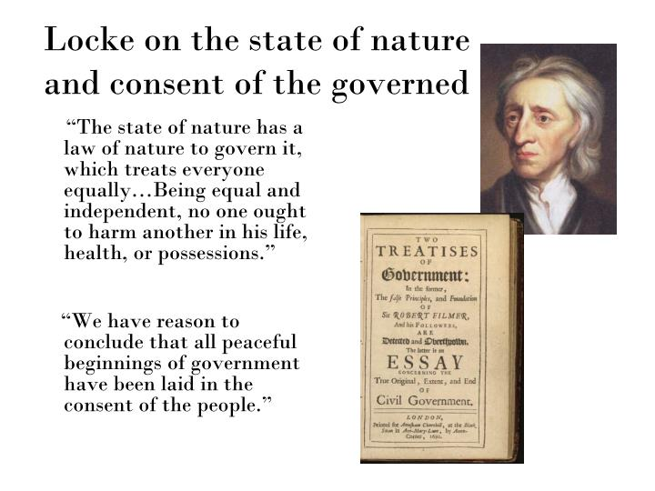 essays on the law of nature by john locke The state of nature: thomas hobbes vs john locke their understanding of rights and obligation and their laws of nature, we can see locke's state of nature as.
