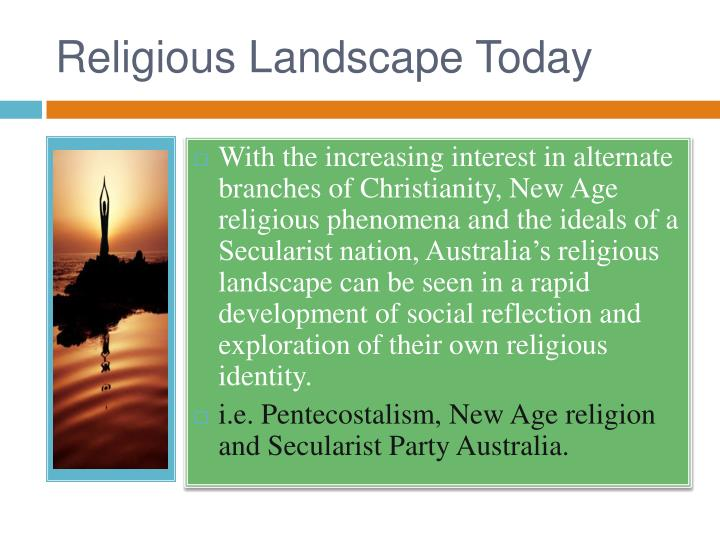 christianity in australia today