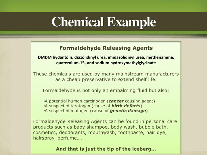 Chemical Example