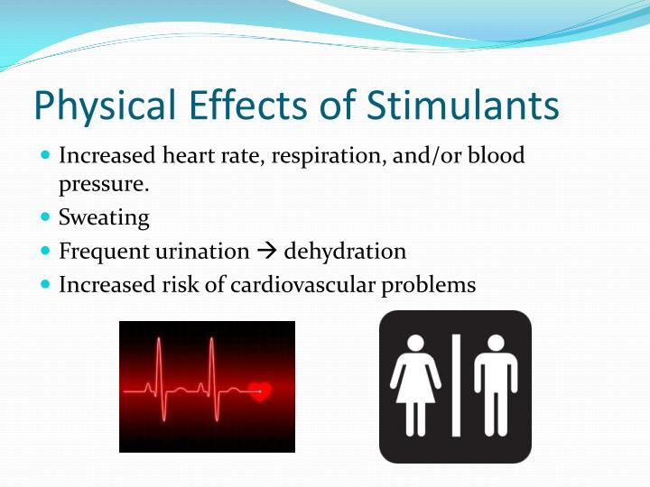 what are some examples of stimulants