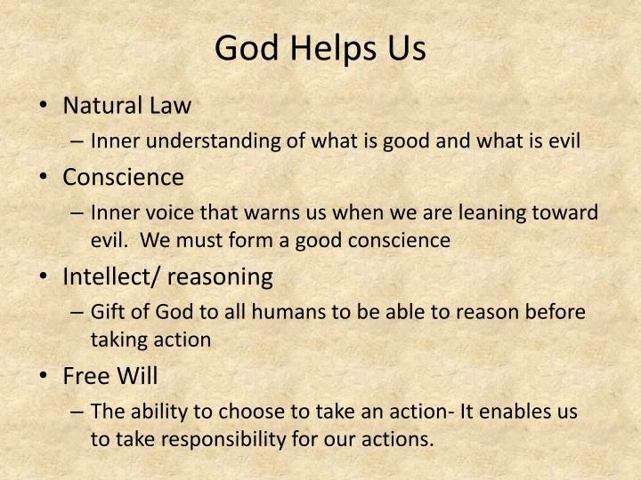 God Helps Us