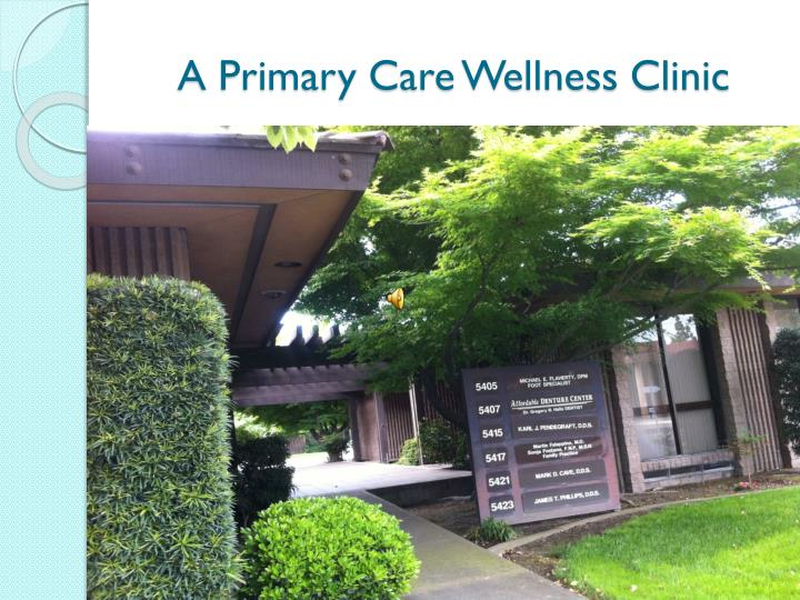 the primary care clinic essay the primary care clinic january 31, 2015 hsa 300 - health services organization management professor janet kaplan the primary care clinic many important factors go.