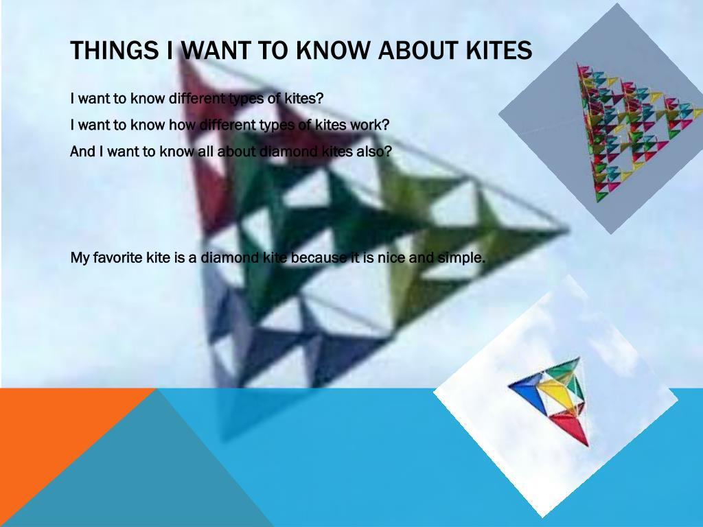PPT - KITES PowerPoint Presentation - ID:2866319