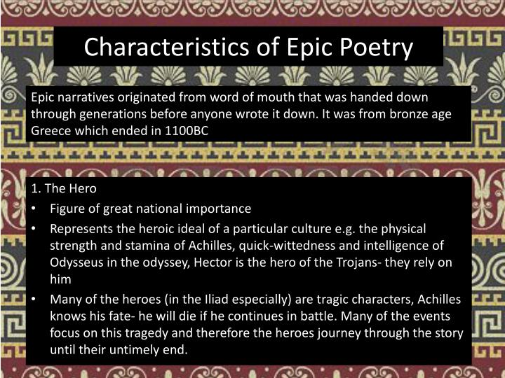 the characteristics of the hero odysseus The monolithic personality of achilles, central epic hero of the iliad, is matched against the many-sidedness of odysseus, the commensurately central epic hero of the odyssey whereas achilles achieves his epic centrality as a warrior, odysseus achieves his {78|79} own kind of epic centrality in an alternative way - as a master of crafty.