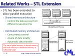 related works stl extension2