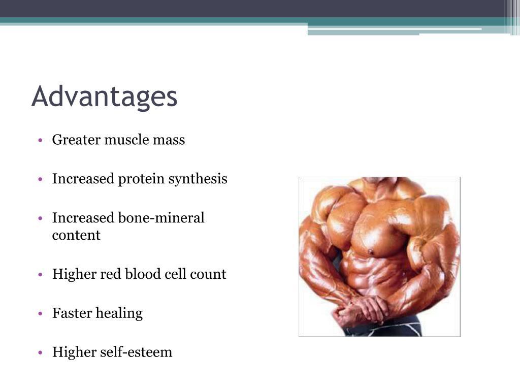 steroids advantages and disadvantages