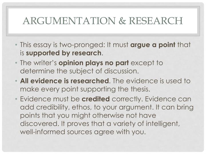 thesis arguable point The last example includes a counter-argument, which complicates the thesis but strengthens the argument in fact, you should always be aware of all counter-arguments against your thesis [8] doing so will refine your thesis, and also force you to consider arguments you have to refute in your paper.