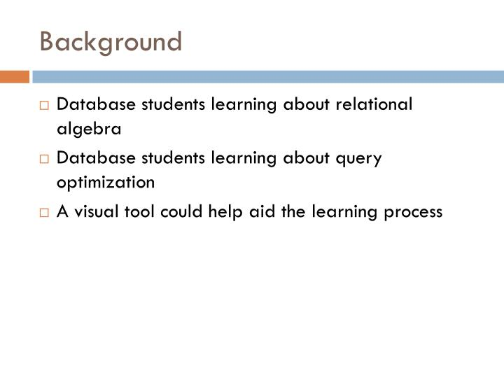 Ppt Sql To Relational Algebra Converter Powerpoint Presentation