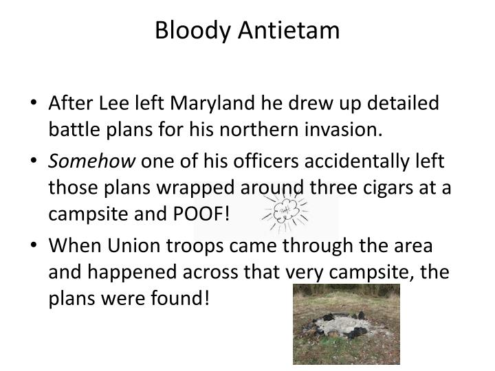Bloody Antietam