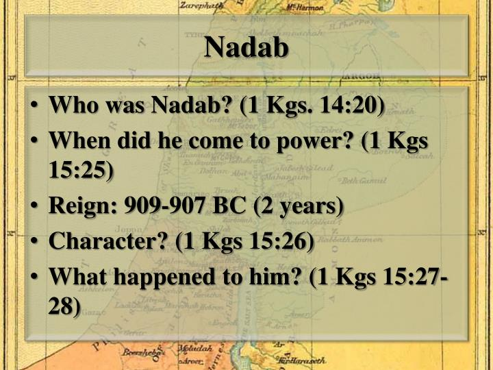 Nadab
