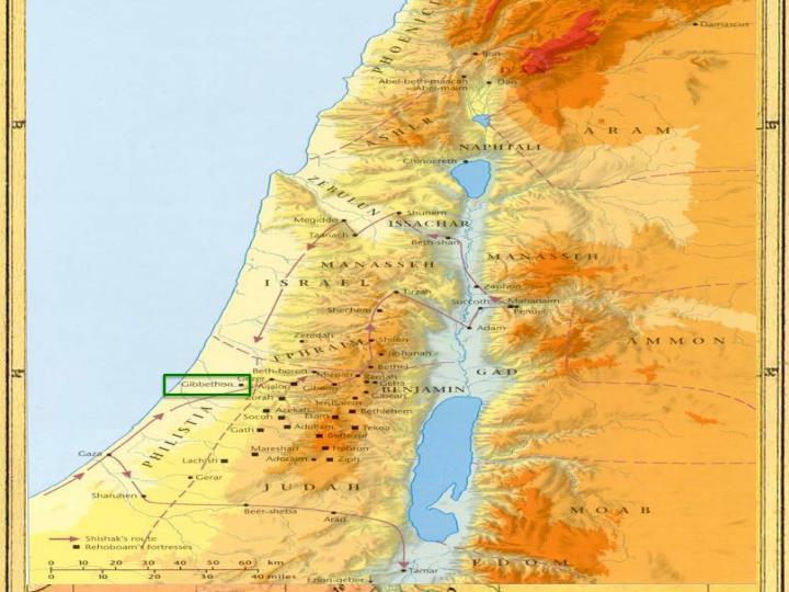 The kings of israel judah
