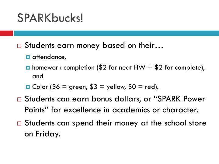 SPARKbucks