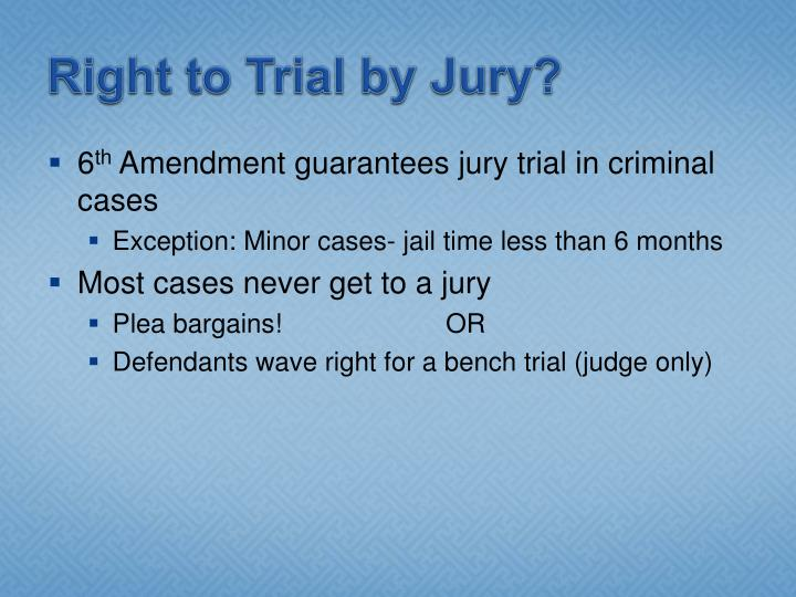 trial by jury or trial by judge This week, lawyers deliver their closing arguments and the judge instructs the jury on deliberations the jury is out at the nanny trial.