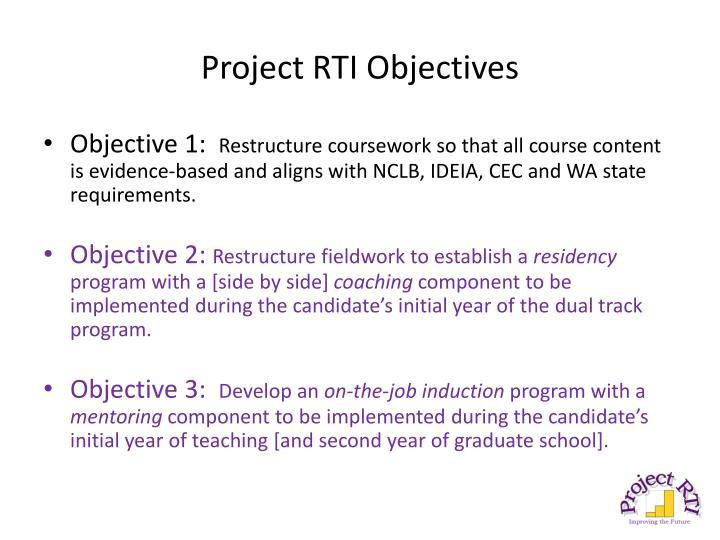 Project RTI