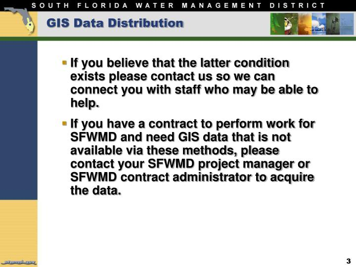 Gis data distribution2