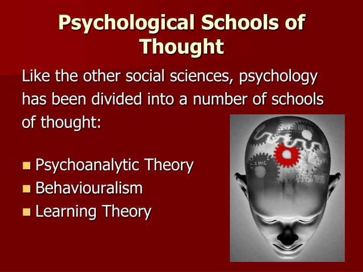 psychologys classical theorist essay The label classical computational theory of mind (which we will abbreviate as cctm) is now fairly standard according to cctm, the mind is a computational system similar in important respects to a turing machine, and core mental processes (eg, reasoning, decision-making, and problem solving) are computations similar in important respects to.