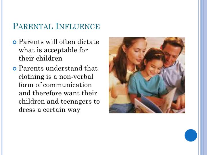 essay about influential parents My parents played a major role on how much influence they imposed on my life in regards to the bad aspect of it, the good aspect of it, and how both you can order a custom essay, term paper, research paper, thesis or dissertation on parents influence on children at our professional custom essay.
