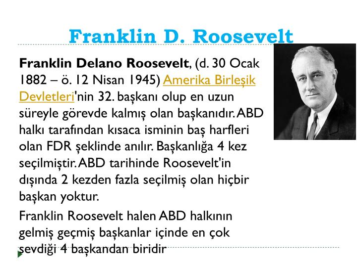 franklin d roosevelt the epitome of excellence by morality