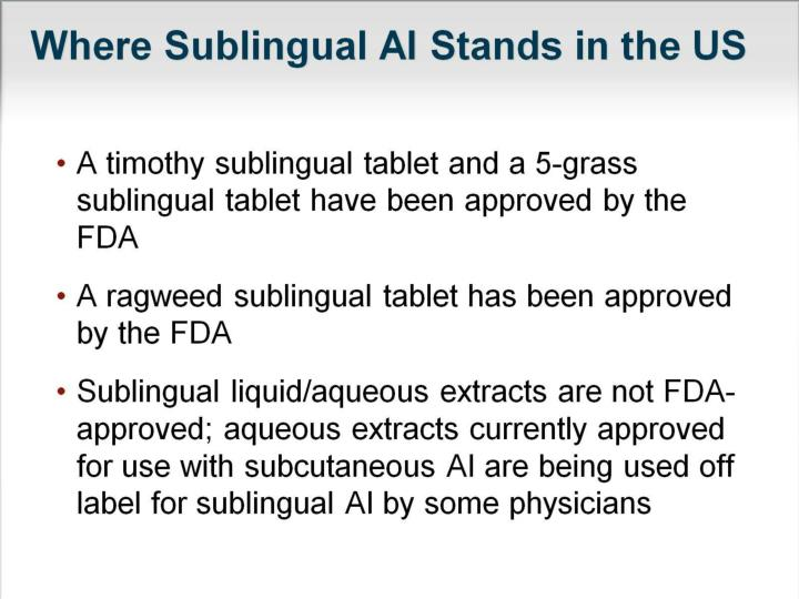 Where Sublingual AI Stands in the US