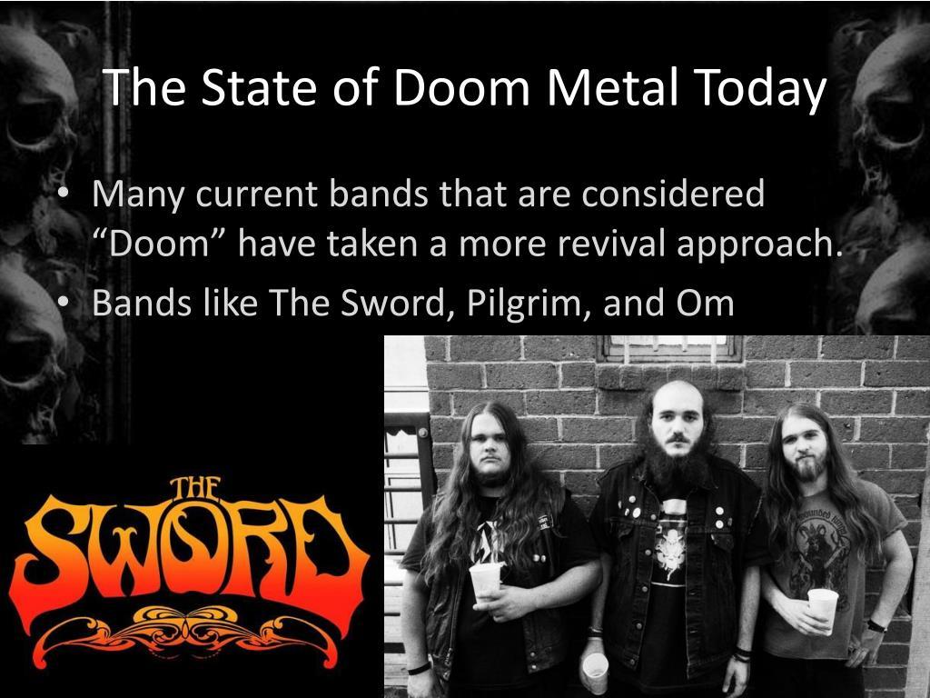 PPT - Doom Metal PowerPoint Presentation - ID:2873056