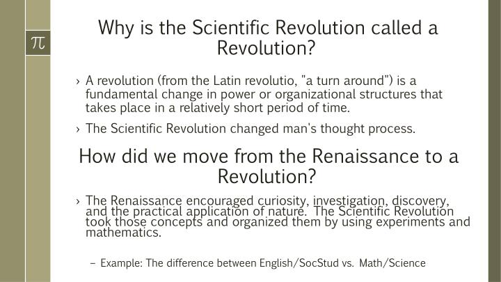 a fictional film outline about the scientific revolution with a main cast recommendation Brief overview galileo galilei was born in pisa, italy, on february 18, 1564, to a family of aristocratic lineage but average wealth when he was seventeen, his father, a noted musician who also earned money in the wool trade, sent him to study medicine at the university of pisa.