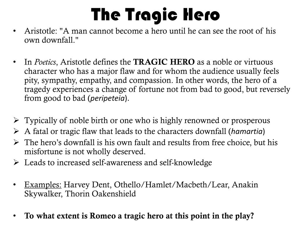 hamartia in othello