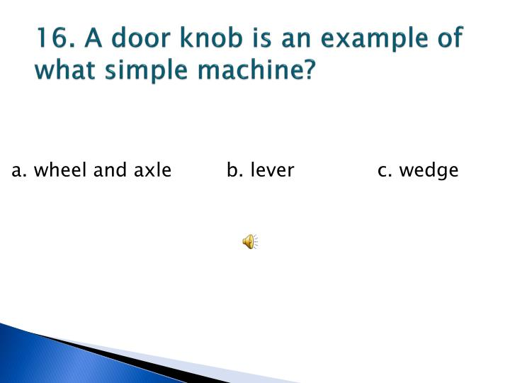PPT - Simple Machines Test PowerPoint Presentation - ID:2874275