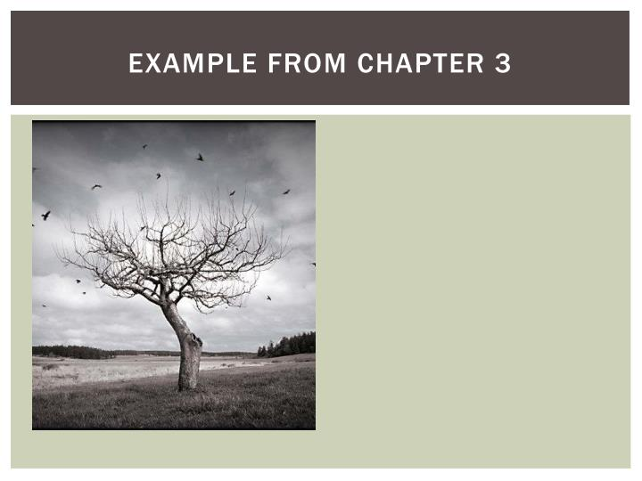 example from chapter 3 n.