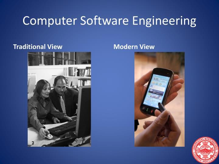 Computer Software Engineering