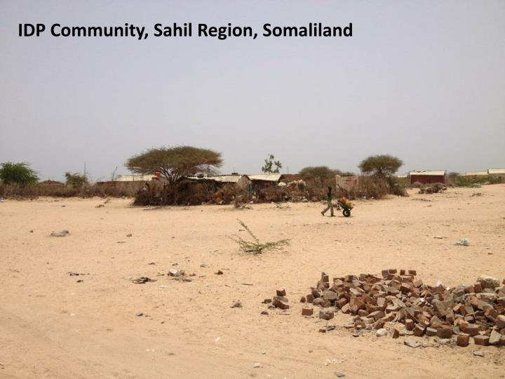 IDP Community,