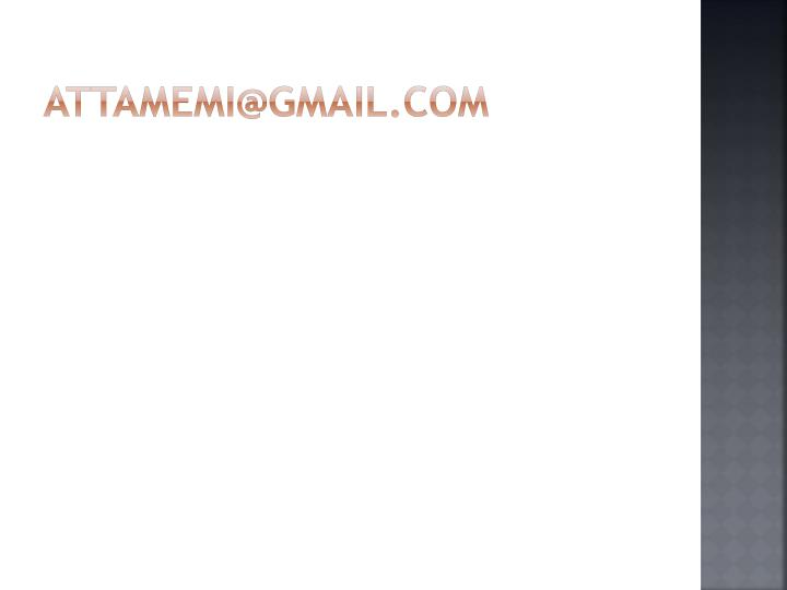 Attamemi@gmail com