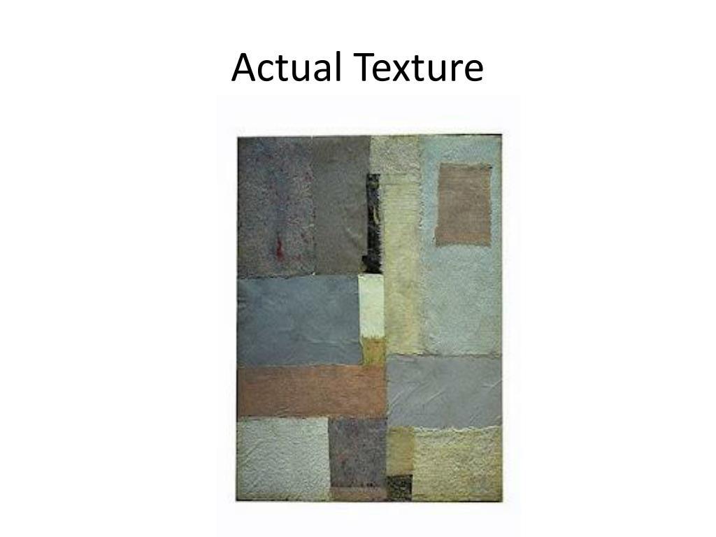 PPT - Texture PowerPoint Presentation - ID:2875739