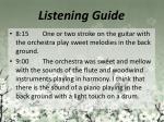 listening guide7