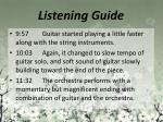 listening guide9