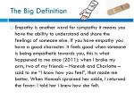 the big definition